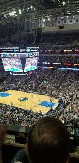 Mavericks Seating Chart Rows Photos Of The Dallas Mavericks At American Airlines Center