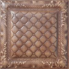 indoor soundproof 3d carved leather wall board 1003