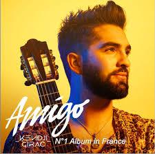 Kendjigirac Debuts Official French Snep Chart Brand Album