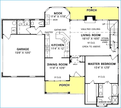 house plans kitchen in front best of √ open floor plan kitchen and living room