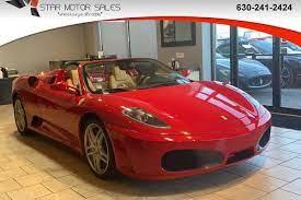 Filtro cabine ferrari f 430 4.3 v8 40v (f1/spider) gaso 2008. Used 2008 Ferrari F430 For Sale Near Me Edmunds