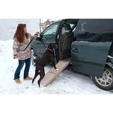 outdoor pet ramp pet gear travel lite short bi fold pet ramp in tan used outdoors outdoor pet ramp