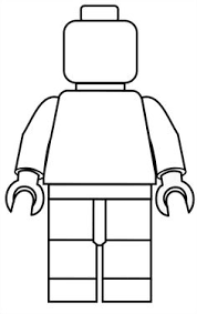 Small Picture Bright Inspiration Lego Character Coloring Pages LEGO Printable