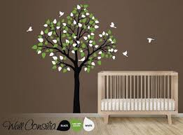 baby nursery tree wall decal wall sticker tree by wallconsilia 82 00 on tree wall art baby nursery with 208 best vinilos images on pinterest vinyls nursery wall decals