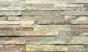 interior rock wall panels decorative stone panel cladding faux exterior interi