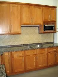cabinet broker honey maple shaker kitchen cabinets