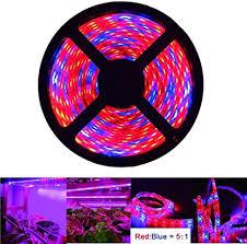 Lahoku LED Plant Grow Strip Light 16.4ft SMD 5050 ... - Amazon.com