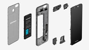 Modular Cell Phone Design