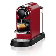 coffee machines nespresso.  Coffee Amazoncom Nespresso CitiZ Espresso Machine Red Discontinued Model  Kitchen U0026 Dining Inside Coffee Machines S
