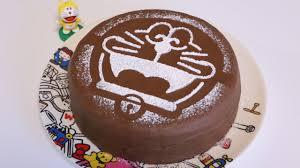 Egg Surprise Cake Design Doraemon Surprise Eggs Chocolate Cake