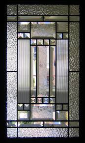 clear textured glass for front door