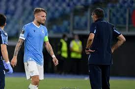 Foto :: L'infortunio di Immobile fa tremare Lazio e Nazion... ▷ Immobile  infortunio ▷ Shotoe