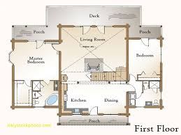 log home floor plans with basement new