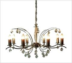 offers glass greenhouse style chandelier