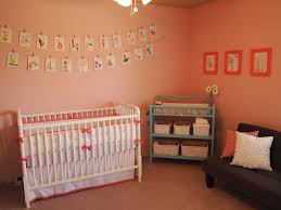 Coral Painted Rooms How To Adorn Room With Coral Color Interior Designing Ideas