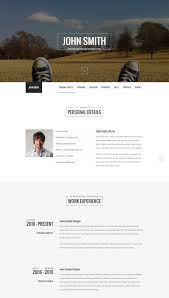 top resume website templates in wordpress versus resume responsive cv wordpress theme
