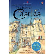 The Story of Castles : 1 x Hardcover Book with CD, Usborne Young Reading  Series by Lesley Sims | 9780746089064 | Booktopia