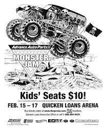 Small Picture Download Coloring Pages Monster Jam Coloring Pages Monster Jam