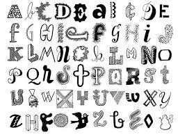 Best 25+ Cool fonts ideas on Pinterest | Cool lettering, Cool writing fonts  and