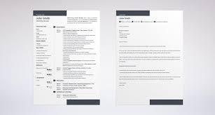 Resume Template For Graphic Designer Graphic Design Resume Sample Guide [24 Examples] 8