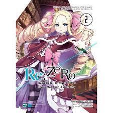 Truyện tranh Re:zero - Phần 2 - Tập 2 - IPM chính hãng 37,600đ