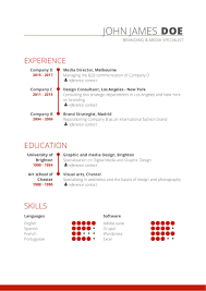Create Professional Cv Cv Template Free Online Cv Builder Best Cv Templates