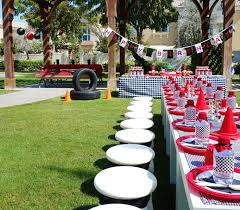 Lightning Mcqueen Birthday Party Mcqueen Themed Birthday Party Ideas Magdalene Project Org