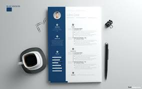 Stylish Resume Template And Cover Letter Design In By Word Resumes ...
