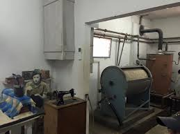 old style washing machine. Modren Style Ayalon Institute Museum Kibbutz Laundry Room With The Old Fashioned  Washing Machine Which You Turned Throughout Old Style Washing Machine W