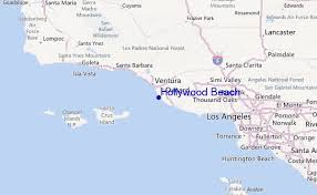 Hollywood Tide Chart