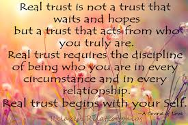 Our Role In Relationship Trust Relaxed Relationships Simple Trust In Relationships