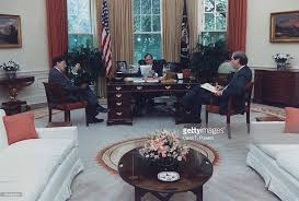 bush oval office. Bush Oval Office