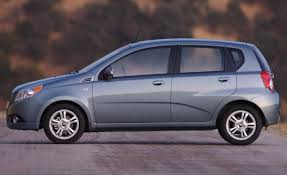 2009 Chevrolet Aveo - Information and photos - ZombieDrive