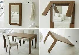 Fabulous Folding Dining Table For Small Space Folding Dining Table Handy  Man Or Lady Pinterest Dining
