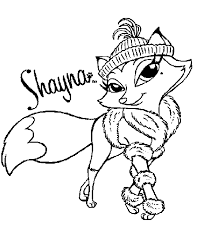 Small Picture Bratz coloring pages to print ColoringStar