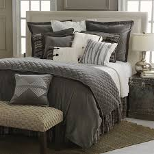 fashion comforter sets hi end accents whistler gray paul s home fashions 12