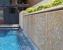 Small Picture The 25 best Wall waterfall ideas on Pinterest Modern outdoor