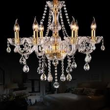 cp8006 european style deluxe candle crystal chandelier
