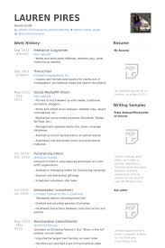 Freelance Copywriter Resume Samples Visualcv Resume Samples Database