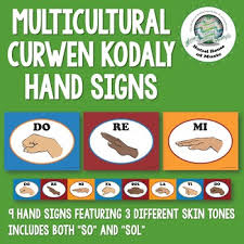 multicultural kodaly sole hand signs multicultural kodaly sole hand signs
