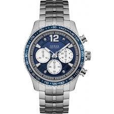 w0969g1 mens guess watch watches2u guess w0969g1 mens fleet watch
