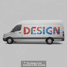 Professional fiat doblo delivery car mockup. Van Images Free Vectors Stock Photos Psd