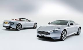 Aston Martin DB9 GT Reviews | Aston Martin DB9 GT Price, Photos ...