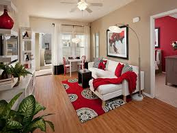 Red White And Black Living Room Apartment Living Room Furniture Red Black And White Art Red White