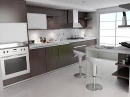 Small Picture Beautiful Modern Kitchen Set Intended Ideas