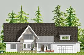 Simply Elegant Home Designs New House Plan With Main Floor Master Is Simply Elegant
