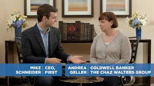 Chaz Walters Broker And Digital Marketing Strategist Andrea Geller Talks