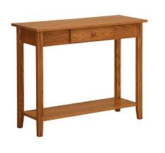 shaker hall table. Amish Shaker Hall Table K