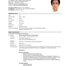 resume job application resume resume sample applying job