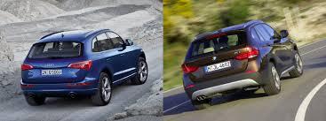 All BMW Models 2013 bmw x1 ground clearance : Comparison: BMW X1 vs. Audi Q5